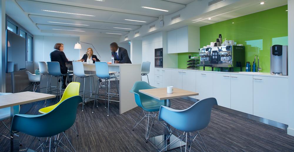 Deloitte Moves To The Heart Of International Geneva